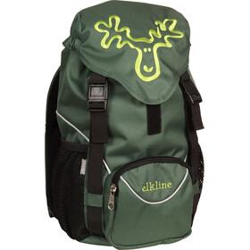 Elkline Tragichselbst Backpack Children green